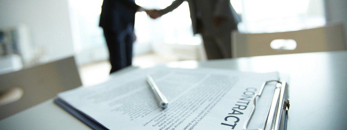 Advocaat contractenrecht